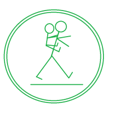 Carry Symbol Green